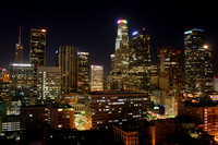 Downtown LA Night 3